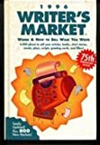 img - for 1996 Writer's Market: Where & How to Sell What You Write book / textbook / text book