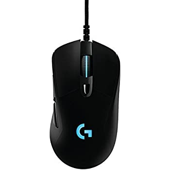 Logitech G403 Prodigy Gaming Mouse (Certified Refurbished)