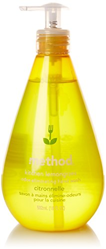 Method Naturally Derived Kitchen Lemongrass product image