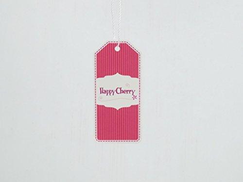 Happy Cherry - Bolso de Mano de Princesa con Correa de Hombro Desmontable Cuero PU Bolso Bandolera para Niñas Fiesta Viaje, Rosa Claro+Mariposa Rosa+lazo,Talla mediana:16.2*6*12.5cm