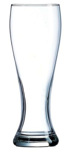 Luminarc on Tap 4-Piece Pilsner, 16-Ounce 16 Ounce Pilsner Mug
