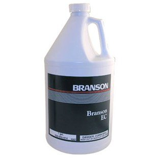 Branson EC Electronics Cleaner Solution For Ultrasonic Cleaners (1 Gallon)