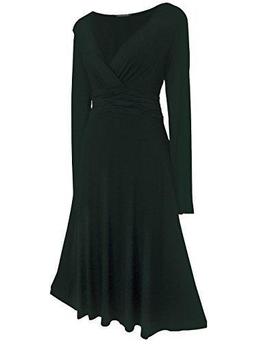 Fiesta Formal Vestido Variedad Verde Gran Clásico Noche Para Bosque Colores De 7X5xqa56
