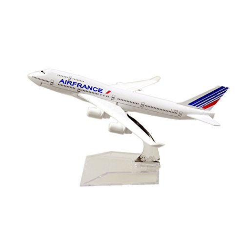 24-hours-air-france-b747-alloy-metal-souvenir-white-model-airplane