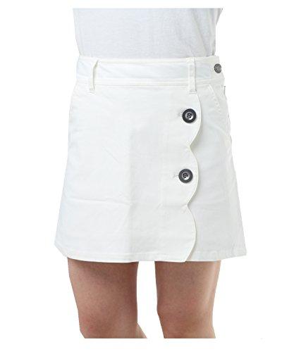 オプスト レディース ゴルフウェア スカート イージースカート OP220308H01 WH M