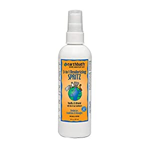 Earthbath All Natural Vanilla Almond Deodorizing Spritz 4