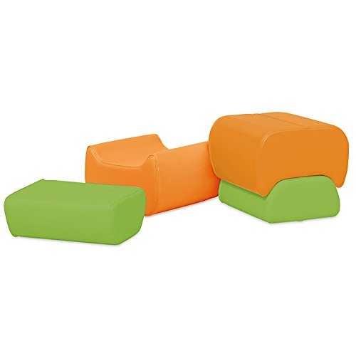 SensaSoft Mushroom Soft Play Furniture