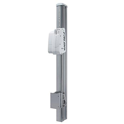 Minn Kota 12-Feet Talon Anchor System with White Cover, Silver primary