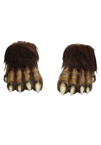 Adult Wolf Feet (Standard)