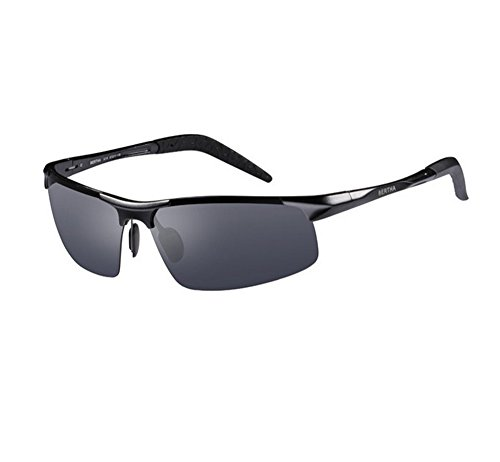 Ultra-light polarized sunglasses drivers driving sunglasses - Sunglasses 160mm