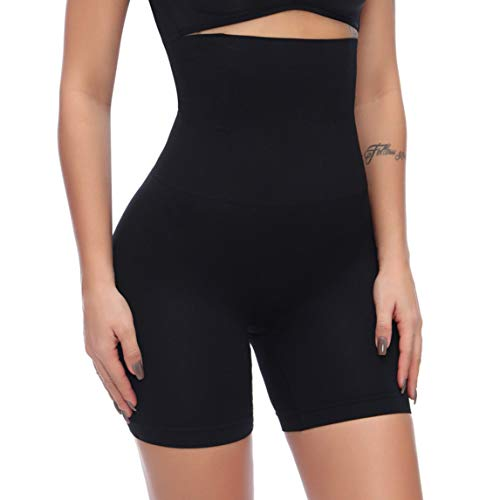 Charmnight Women's Shapewear Thigh Slimmers Hi-Waist Body Shaper Control -