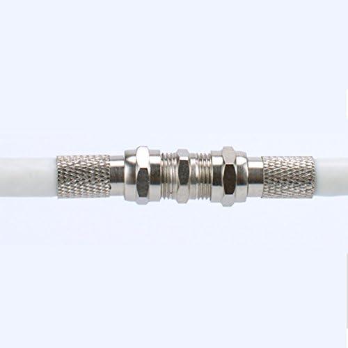 Conector cables de satélite