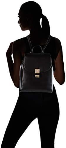 Trussardi Donna Zaino Lione Backpack MD Nero MOD. TRS75B00950 9Y099999  ESpgb
