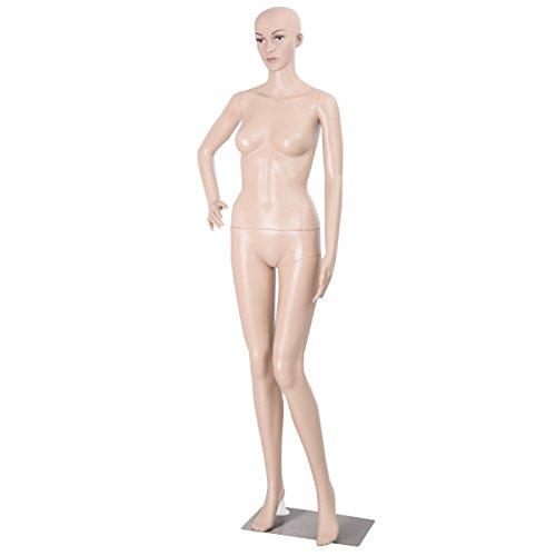 Giantex Mannequin Plastic Realistic Display