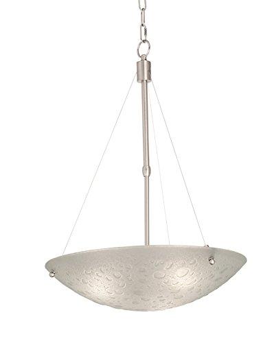 Cirrus Glass Bowl - Kalco Lighting 5094SN 24
