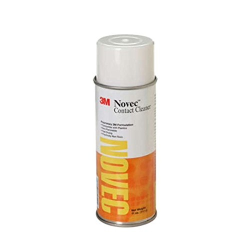 Novec Non-Flammable Contact Cleaner, 11oz. Aerosol Can
