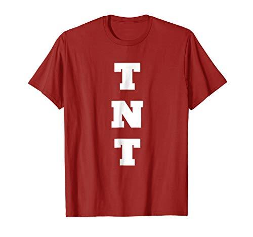 TNT dynamite - Lazy halloween costume -