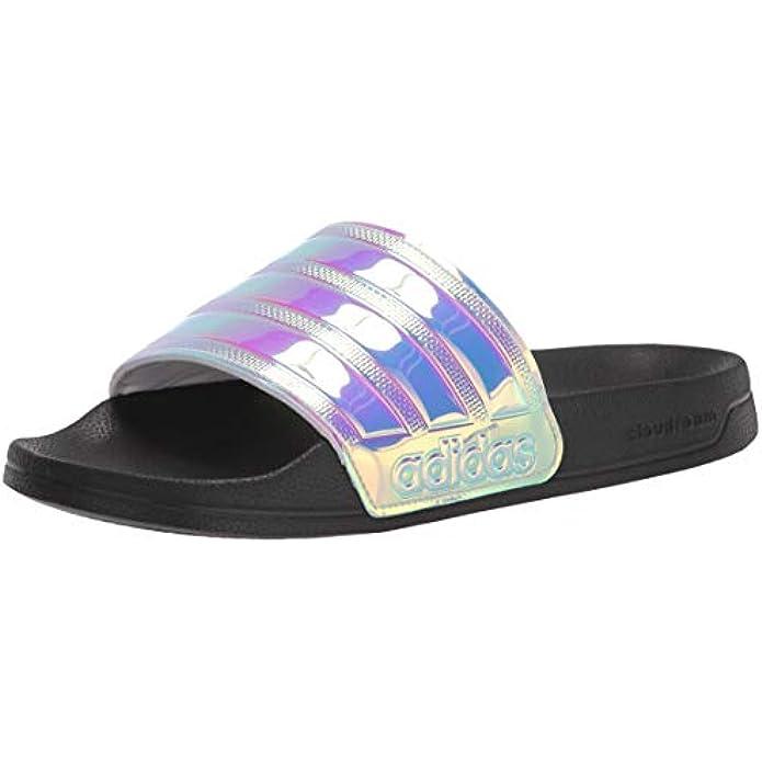adidas Women's Adilette Shower Slide Sandal