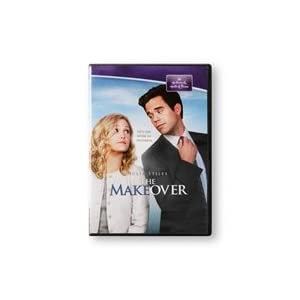 "Hallmark Hall of Fame DVD ""The Makeover"" Staring Julia Stiles (2013)"