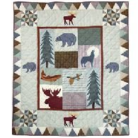 Mountain Whispers Table Runner 16 x 72 (Mountain Whispers Quilt)