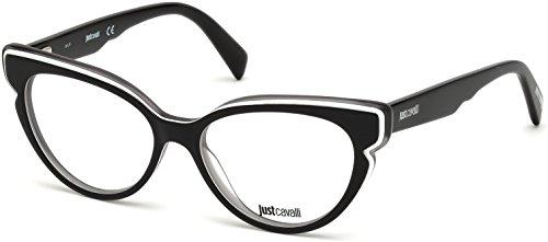 Eyeglasses Just Cavalli JC 0818 005 black/other (Just Cavalli Glasses)