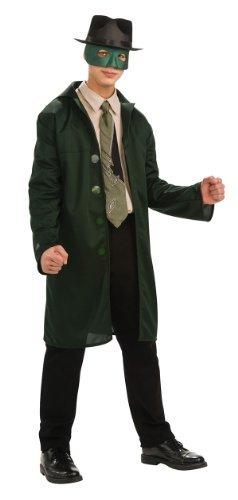 [Rubie's Costume Co H/S Hornet Costume, Green, Standard/Teen, Green, Standard/Teen] (Green Hornet Teen Costumes)