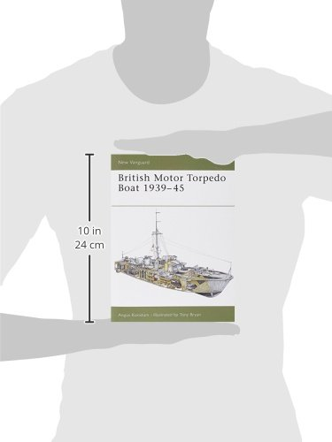 British Motor Torpedo Boat 1939-45 New Vanguard, Band 74: Amazon.de ...