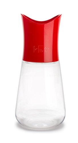 Zak Designs 1278-P680 Kitchen to Table Spice Grinder, 8.75 oz, Red