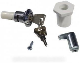 Liebherr – Cerradura con llaves FKS para congelador Liebherr ...