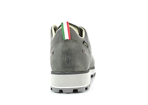 Chaussures Gris Dolomite de pour Femme Gris métal Basses randonnée dz4z07R