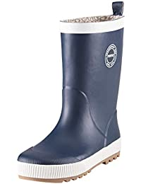Taika Kids Waterproof Rain Boots for Girls Boys Outdoor Rubber Boot