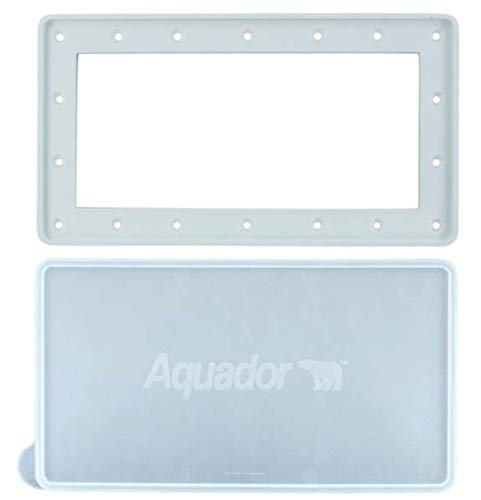 - Aquador 1010 Face Plate & Cover Winterizing Above Ground Swimming Pools - Olympic, Trevi & Aqualeader Skimmers 1010 71010