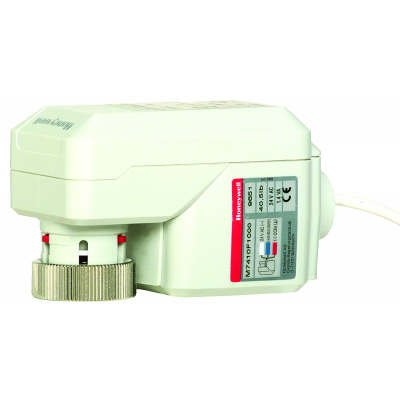 Non-Spring Return Cartridge Globe Valve Actuator 0-10 or 2-10 Vdc from Honeywell, Inc.