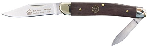 Puma SGB Junior Jacaranda Wood Folding Pocket Knife