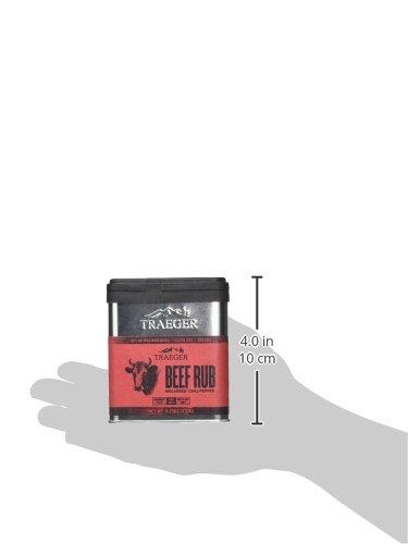 Traeger Grills SPC169 Beef Seasoning and Bbq Rub