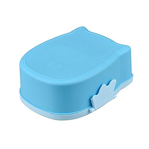 Blue Portable Lunch Bag Lunch Storage Box Rawdah Food Box Container zqSHSAw