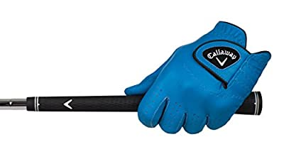 Callaway Golf OptiColor Premium Full Color Leather Gloves