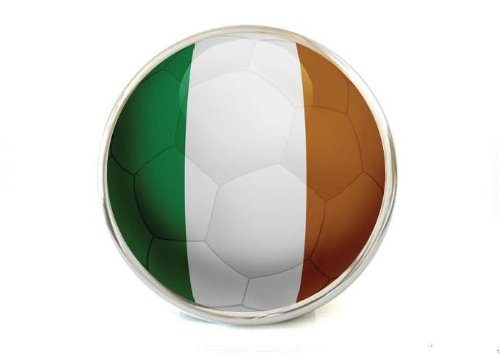 """Awesome Hitch Covers Ireland Flag Round Shape 2"""" Hitch Recei"""