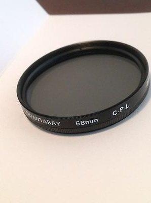 quantaray lens cap - 4