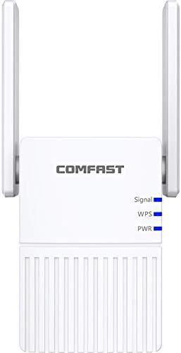 2021 WiFi Range Extender 2.4G 300Mbps with External Antennas