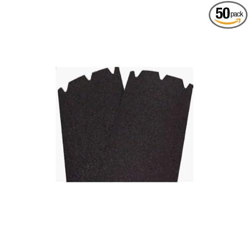 60 Grit Clarke DU-8 or Hiretech HT8 50-Pack Virginia Abrasives 002-08060 Floor Sanding Sheets 8 Inch by 19-1//2 Inch