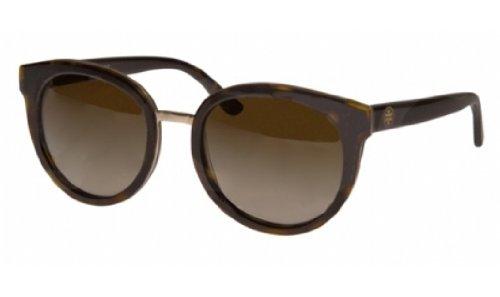Tory Burch PANAMA TY7062 Sunglasses 51013-53 - Tortoise Frame, Brown Gradient TY7062-51013-53