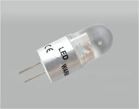 50 Stück 10mm warmweiß LED diode licht