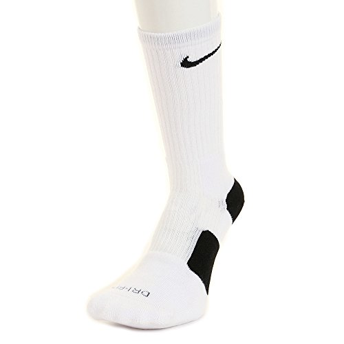 Basket black Adulto White Unisex Calzini Nike Elite Da Ew10fg
