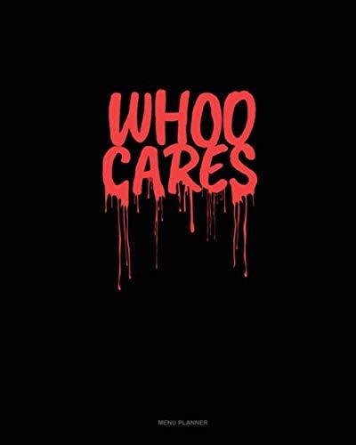 Whoo Cares: Menu Planner ()