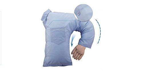 A-goo Boyfriend Body Pillow , Arm Pillow Bed Sofa Cushion Novelty Gift for Single Women