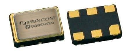 Standard Clock Oscillators 3.3V CMOS XO 74.25MHz , Pack of 10 (NX7011D0074.250000) by Diodes Inc. / Pericom (Image #1)