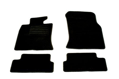Mini R56 Cooper und Cooper S ab Bj.2006-02//2014 Fu/ßmatten Set Velours schwarz