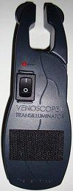 Venoscope II Transilluminator Adulte / bébé veine Finder