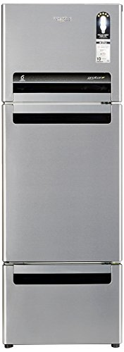 Whirlpool Fp 263D Royal Protton Frost-free Multi Door Refrigerator (240 LTR, Alpha Steel)